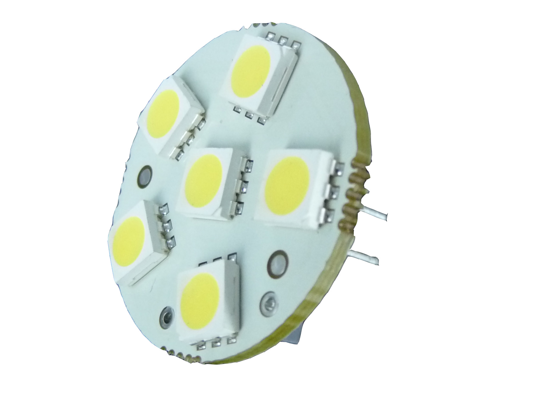 Blanc Chaud G4 Verticale 10w Ampoule FJTlKc1