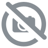 Led spreader floodlight cold red, green or blue with 10° beam angle mat anodised aluminium body